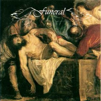FUNERAL - Tristesse cover