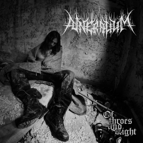 FUNERALIUM - Of Throes and Blight cover