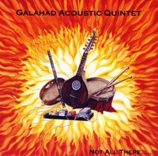 GALAHAD - Not All Three cover