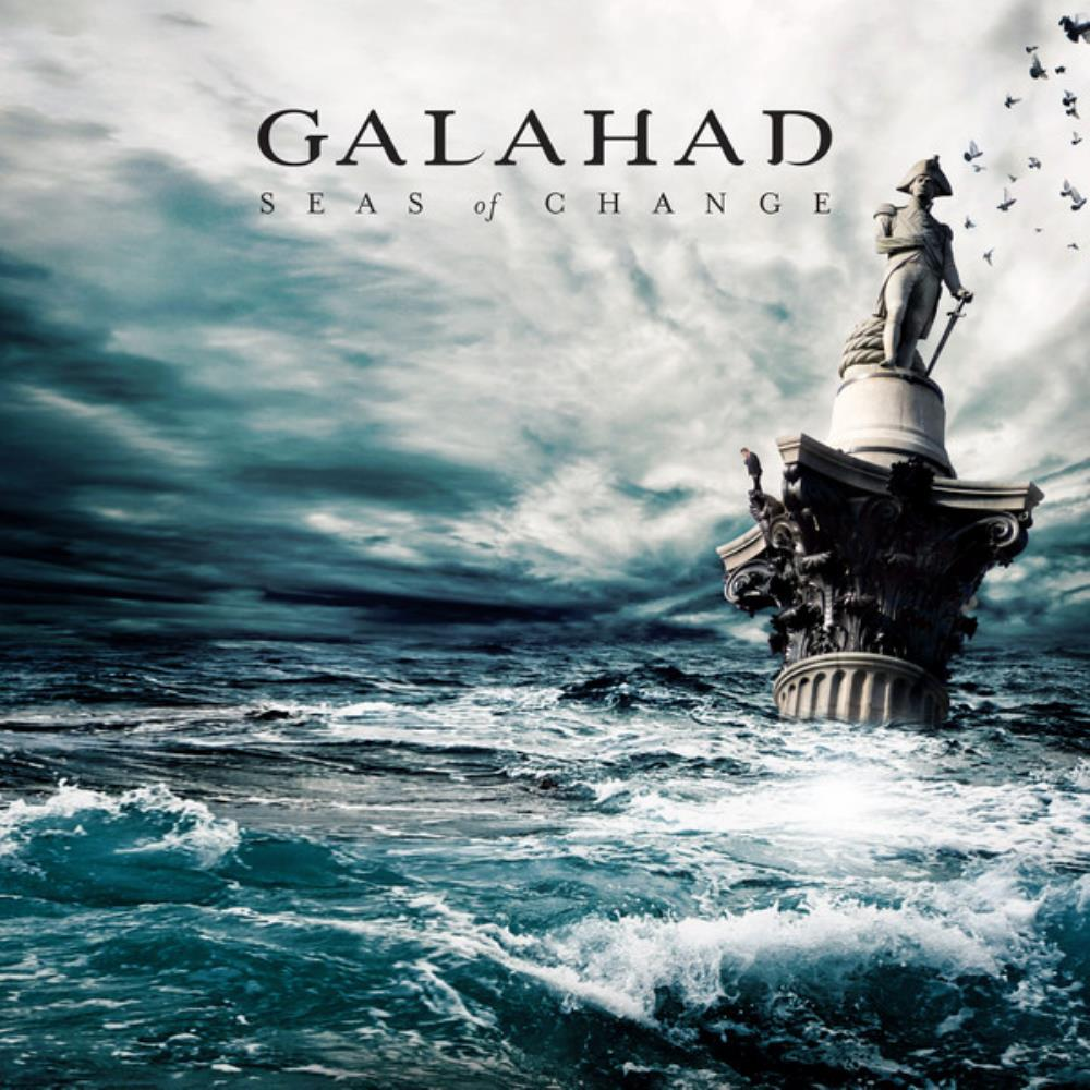 GALAHAD - Seas Of Change cover
