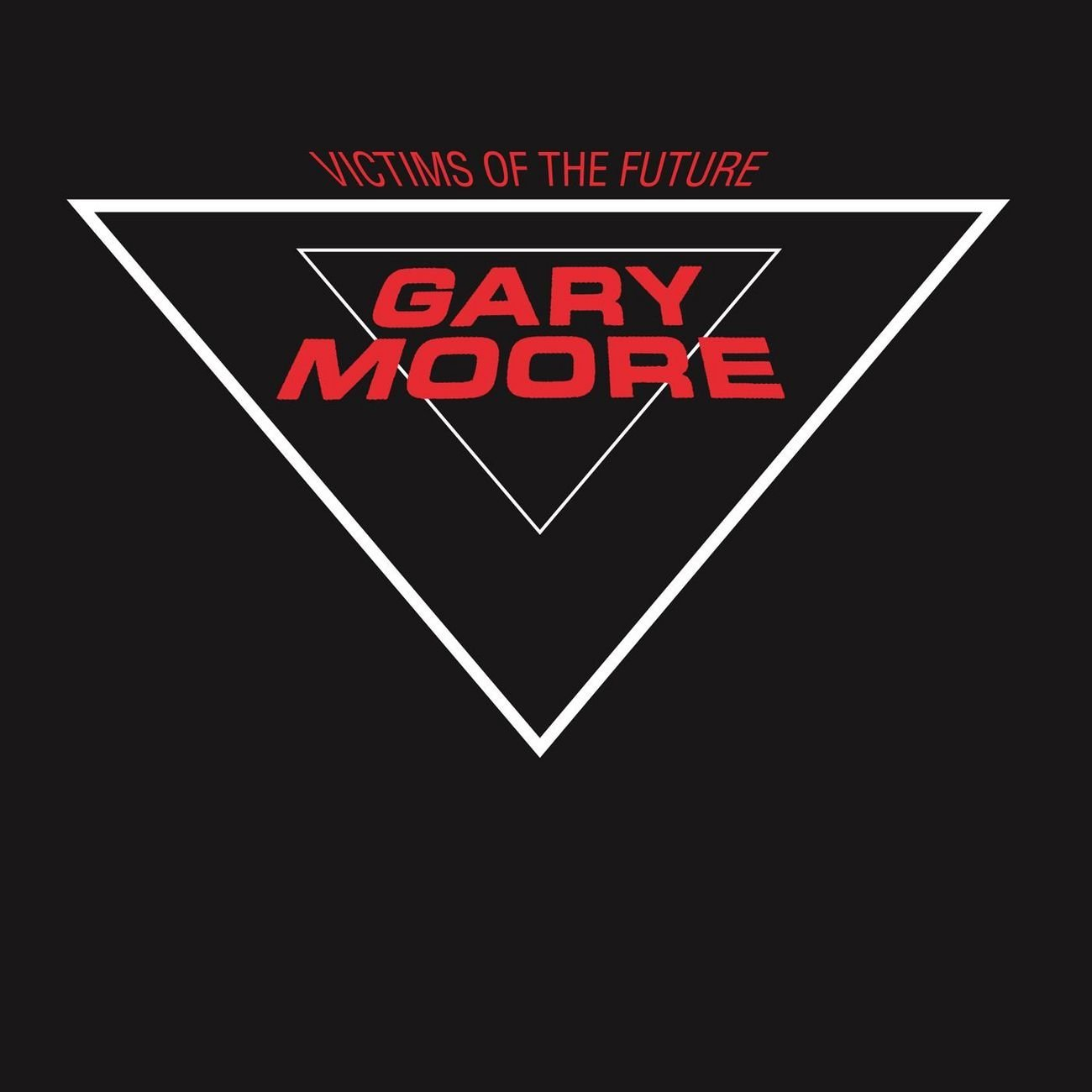 GARY MOORE Victims Of The Future reviews and MP3