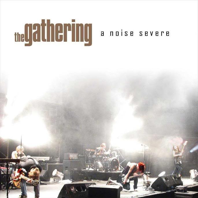 THE GATHERING - A Noise Severe cover