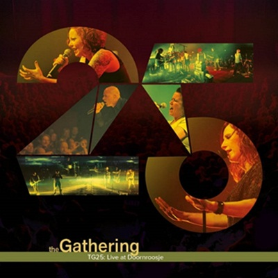 THE GATHERING - TG25: Live At Doornroosje cover