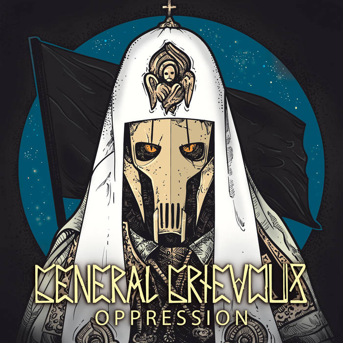 GENERAL GRIEVOUS - Oppression cover