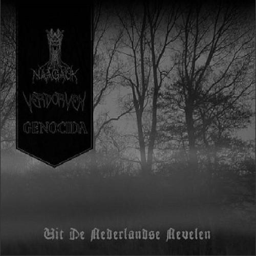 GENOCIDA - Uit de Nederlandse nevelen cover