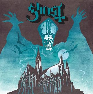GHOST - Opus Eponymous cover