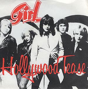 GIRL - Hollywood Tease cover