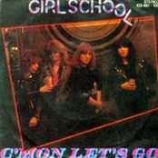 GIRLSCHOOL - C'mon Let's Go cover
