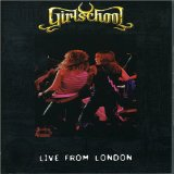 GIRLSCHOOL - Live From London cover