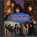 GIRLSCHOOL - The Best Of cover