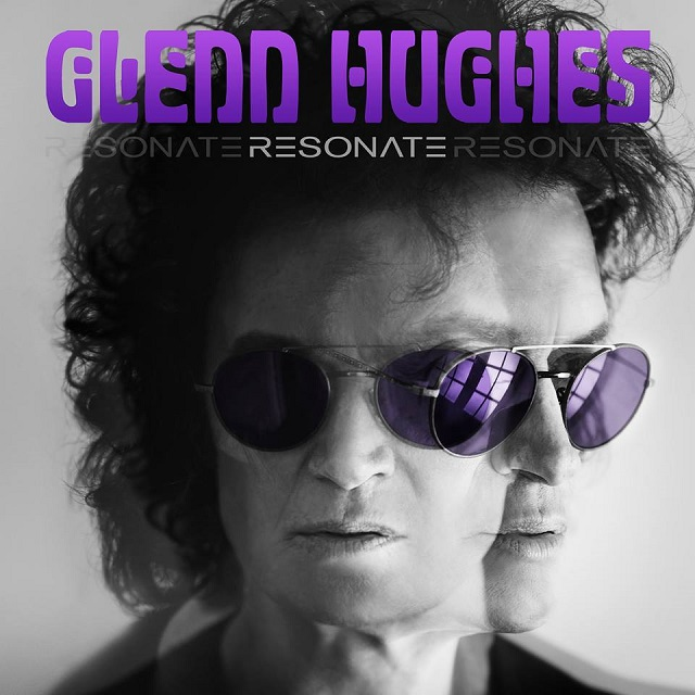 GLENN HUGHES - Resonate cover