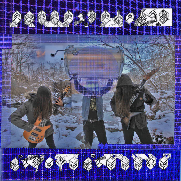 GLYPTOGLOSSIO - YOTTAANNUMS in the BYSS cover