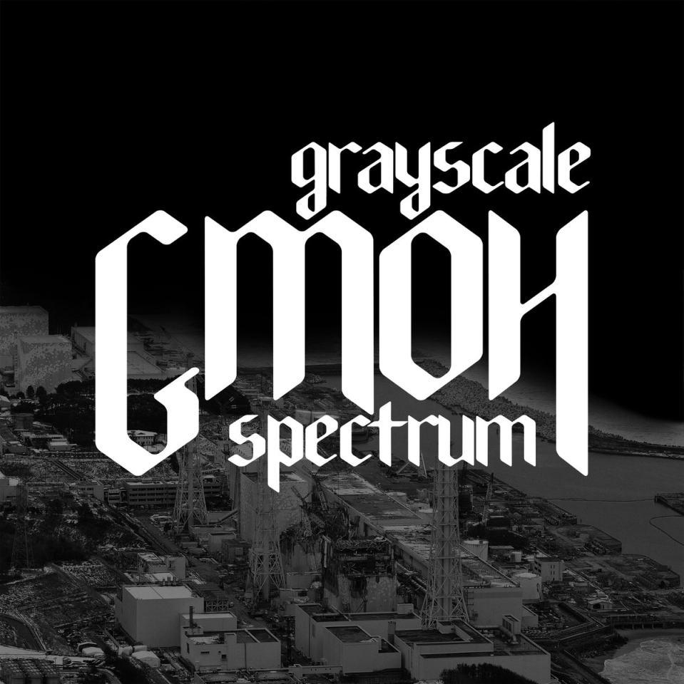 GMOH - Grayscale Spectrum cover