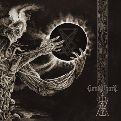 GOATWHORE - Vengeful Ascension cover