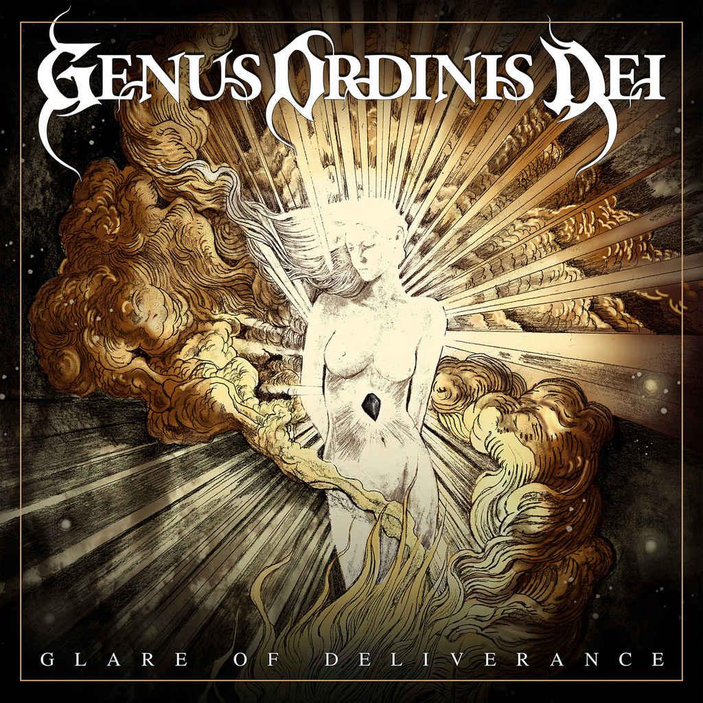 GENUS ORDINIS DEI - Glare Of Deliverance cover