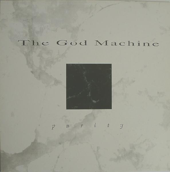 THE GOD MACHINE - Purity cover