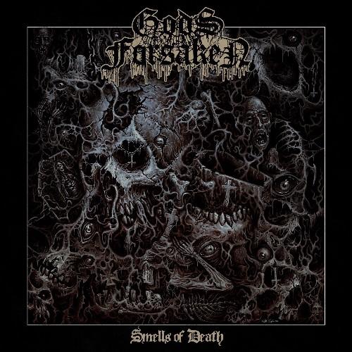 GODS FORSAKEN - Smells Of Death cover