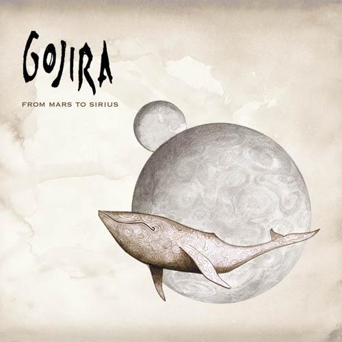 GOJIRA - From Mars to Sirius cover