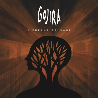 GOJIRA - L'Enfant Sauvage cover