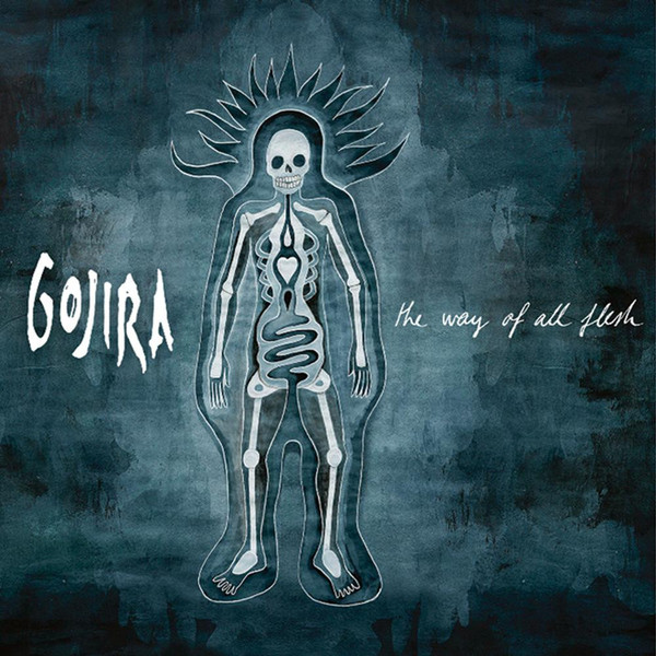 GOJIRA - The Way of All Flesh cover