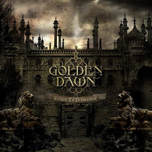 GOLDEN DAWN - Return to Provenance cover