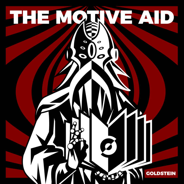 GOLDSTEIN - The Motive Aid cover