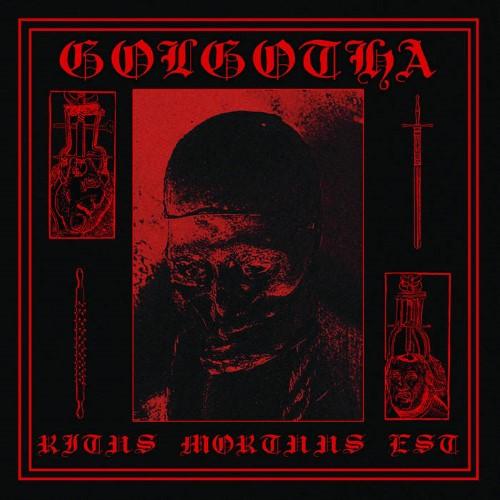 GOLGOTHA - Ritus Mortuus Est cover