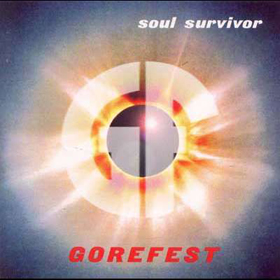 GOREFEST - Soul Survivor cover
