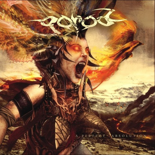 GOROD - A Perfect Absolution cover