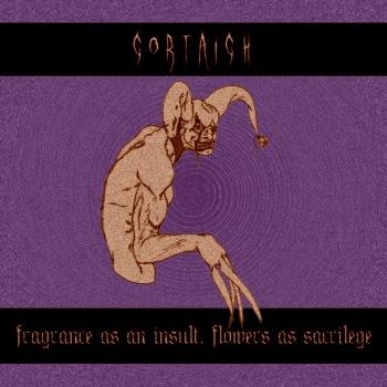 GORTAIGH - Fragrance As An Insult, Flowers As Sacrilege cover