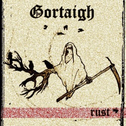 GORTAIGH - Rust cover