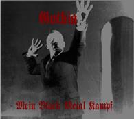 GOTHIA - Mein Black Metal Kampf cover
