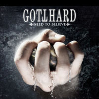 GOTTHARD - Need to Believe cover