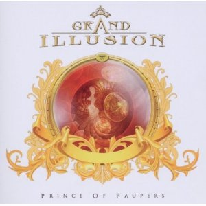GRAND ILLUSION - Prince of Paupers cover