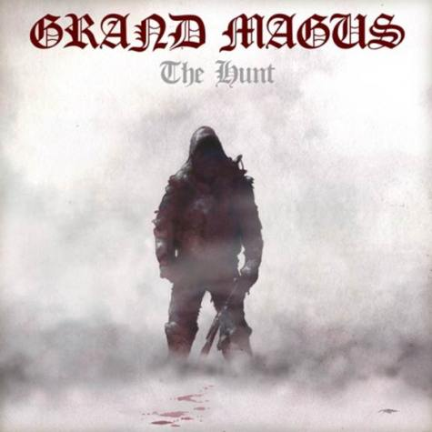 GRAND MAGUS - The Hunt cover