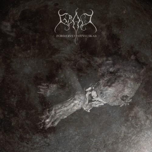GRAV - Fordærvet djævelskab cover
