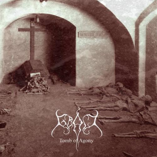 GRAV - Tomb of Agony cover