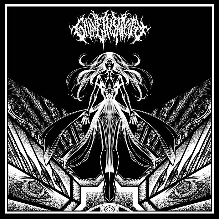 GRAVE INSANITY - Inthronisation cover