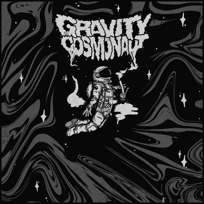 GRAVITY COSMONAUT - Gravity Cosmonaut cover
