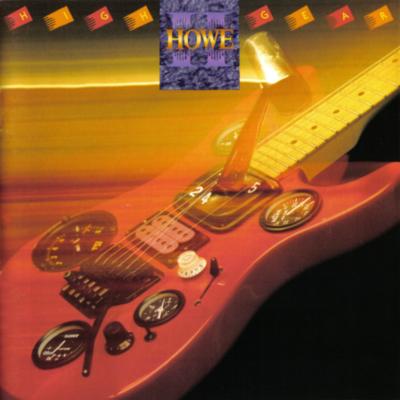 GREG HOWE - High Gear cover