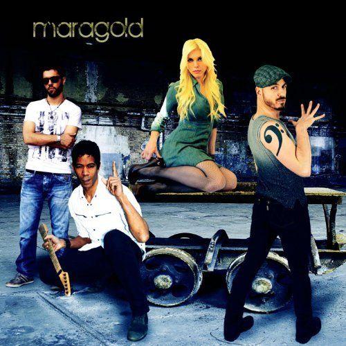 GREG HOWE - Maragold cover