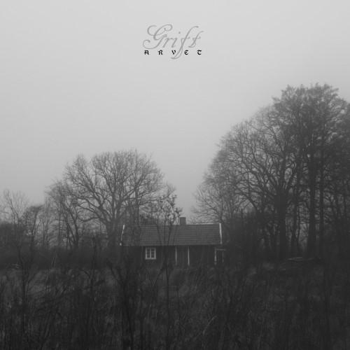 GRIFT - Arvet cover