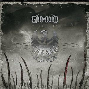 GRIMLORD - V-Column cover