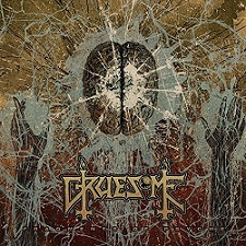 GRUESOME - Fragments of Psyche cover