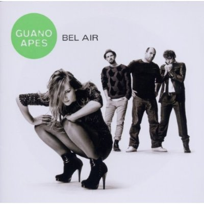 GUANO APES - Bel Air cover