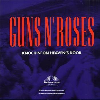 gun and roses knocking on heavens door