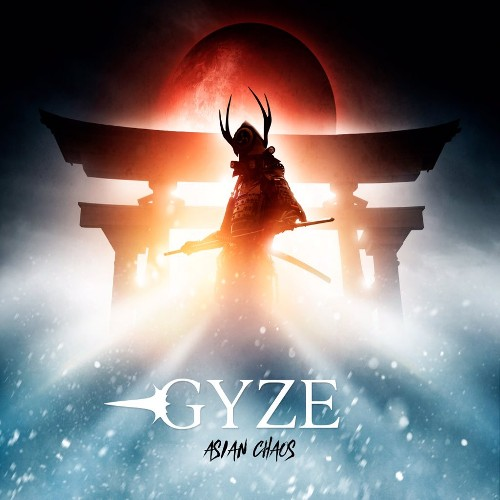 GYZE - Asian Chaos cover