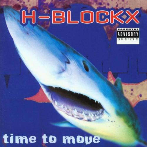 H-BLOCKX - Time to Move cover