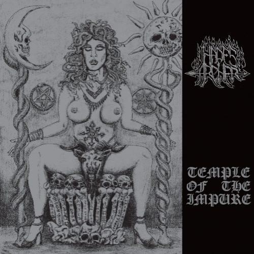 HADES ARCHER - Temple of the Impure cover