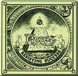 HADES - Resisting Success cover